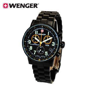 国内正規品・3年保証 WENGER(ウェンガー) 時計 腕時計 COMMANDO コマンドー 70705XL メンズ・レディース|timeclub