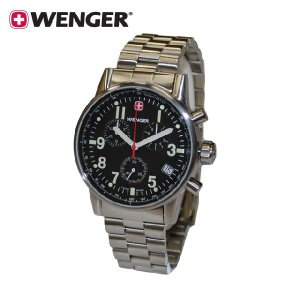 国内正規品・3年保証 WENGER(ウェンガー) 時計 腕時計 COMMANDO コマンドー 70826XL メンズ・レディース|timeclub