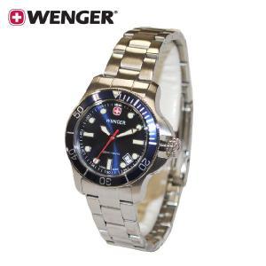 国内正規品・3年保証 WENGER(ウェンガー) 時計 腕時計 BattalionIII バタリオン 72338 メンズ・レディース|timeclub