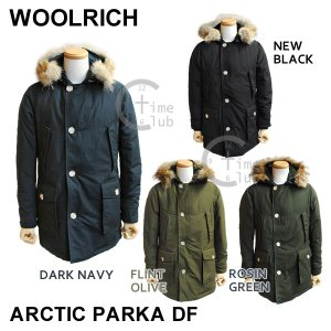 WOOLRICH ウールリッチ ダウン メンズ アークティック パーカー ARCTIC PARKA DF  ※返品・交換不可|timeclub
