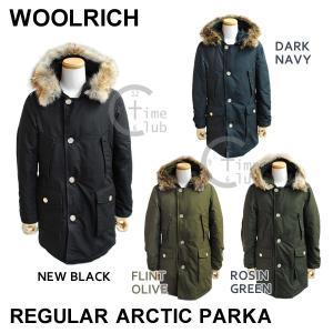 WOOLRICH ウールリッチ ダウン メンズ アークティックパーカー REGULAR ARCTIC PARKA  ※返品・交換不可|timeclub