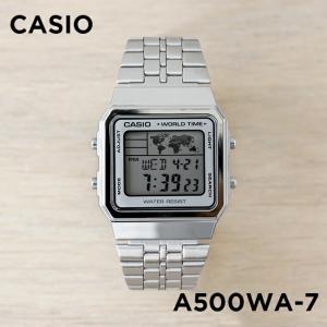 並行輸入品 CASIO カシオ デジタル 腕時計 メンズ レディース キッズ 子供 男の子 女の子 チープカシオ チプカシ 10年保証 送料無料 A500WA-7|timelovers