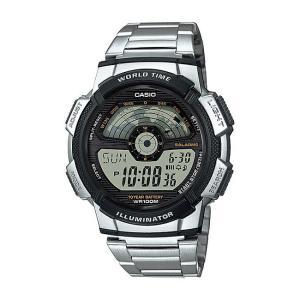 並行輸入品 CASIO カシオ デジタル 腕時計 メンズ レディース キッズ 子供 男の子 女の子 チープカシオ チプカシ 10年保証 AE-1100WD-1A|timelovers