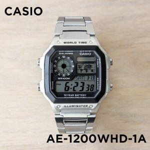 カシオ CASIO 腕時計 時計 チープカシオ チプカシ AE-1200WHD-1A