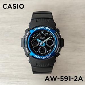 Gショック カシオ CASIO 腕時計 時計 G-SHOCK アナデジ AW-591-2A|timelovers
