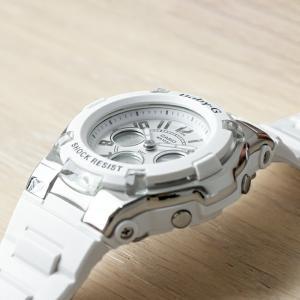 ベビーG カシオ CASIO 腕時計 時計 BABY-G ベビージー ベビージー アナデジ BGA-110-7B|timelovers|02