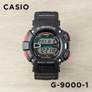 数量限定特価 Gショック カシオ CASIO 腕時計 時計 G-SHOCK マッドマン MUDMAN G-9000-1|timelovers