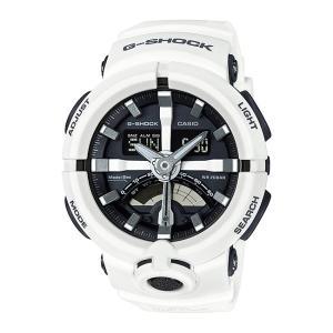 数量限定特価 Gショック カシオ CASIO 腕時計 時計 G-SHOCK アナデジ GA-500-7A|timelovers