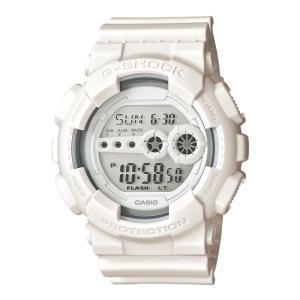 Gショック カシオ CASIO 腕時計 時計 メンズ G-SHOCK ソリッドカラーズ GD-100WW-7|timelovers