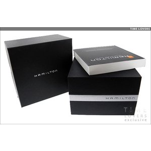 HAMILTON KHAKI BLACK SILVER ハミルトン カーキ ブラック シルバー H72211139|timelovers|03