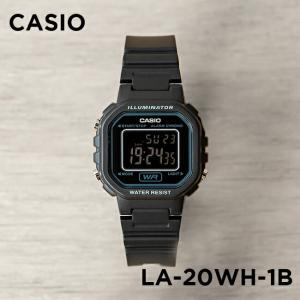 カシオ CASIO 腕時計 時計 チープカシオ チプカシ LA-20WH-1B