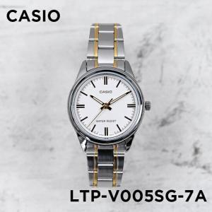 カシオ CASIO 腕時計 時計 チープカシオ チプカシ LTP-V005SG-7A timelovers