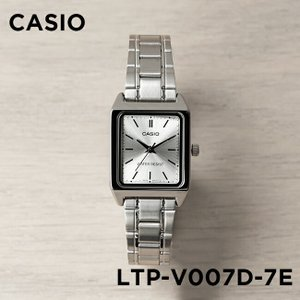 カシオ CASIO 腕時計 時計 チープカシオ チプカシ LTP-V007D-7E timelovers