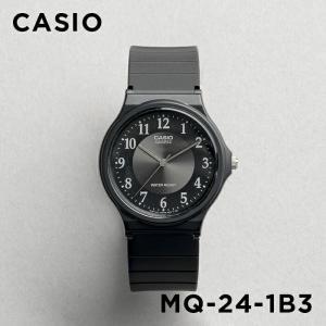 カシオ CASIO 腕時計 時計 チープカシオ チプカシ メンズ レディース MQ-24-1B3|timelovers