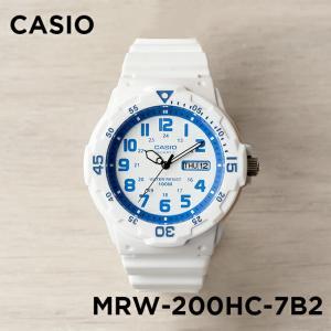 カシオ CASIO 腕時計 時計 チープカシオ チプカシ MRW-200HC-7B2