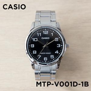 【並行輸入品】【10年保証】CASIO カシオ スタンダード メンズ MTP-V001D-1B 腕時計 レディース キッズ 子供 男の子 チープカシオ チプカシ アナログ シルバー|timelovers