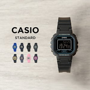 並行輸入品 CASIO カシオ レディース 腕時計 10年保証 送料無料 キッズ 子供 女の子 チープカシオ チプカシ デジタル ブルー 青 ピンク