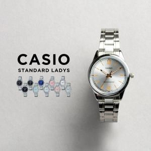 並行輸入品 CASIO カシオ レディース 腕時計 10年保証 送料無料 キッズ 子供 女の子 チープカシオ チプカシ アナログ シルバー ブルー 青