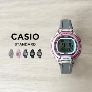 並行輸入品 CASIO カシオ レディース 腕時計 10年保証 送料無料 キッズ 子供 女の子 チープカシオ チプカシ デジタル シルバー シルバー|timelovers