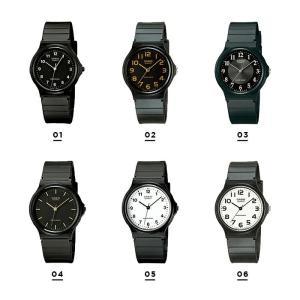 CASIO STANDARD ANALOGUE MENS カシオ スタンダード アナログ メンズ MQ-24 SERIES 腕時計 レディース チープカシオ チプカシ プチプラ ブ|timelovers|02