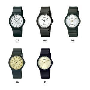 CASIO STANDARD ANALOGUE MENS カシオ スタンダード アナログ メンズ MQ-24 SERIES 腕時計 レディース チープカシオ チプカシ プチプラ ブ|timelovers|03
