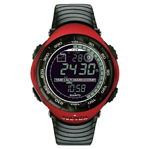 SUUNTO VECTOR ROUGE / RED スント 腕時計 ベクター ルージュ / レッド SS011516400|timelovers