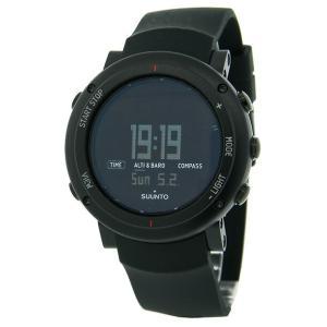 SUUNTO CORE ALUMINUM DEEP BLACK スント 腕時計 コア アルミニウム ディープブラック SS018734000|timelovers