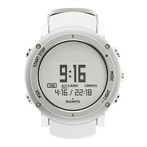 SUUNTO CORE ALUMINUM PURE WHITE スント コア アルミニウム ピュアホワイト SS018735000 timelovers