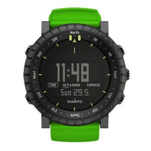 数量限定特価 SUUNTO CORE GREEN CRUSH スント 腕時計 コア グリーン クラッシュ SS019163000|timelovers