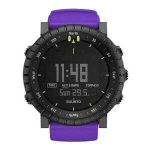 数量限定特価 SUUNTO CORE VIOLET CRUSH スント 腕時計 コア ヴァイオレット クラッシュ SS019167000|timelovers