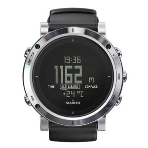 SUUNTO CORE BRUSHED STEEL スント コア ブラッシュド スティール SS020339000|timelovers