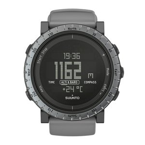 SUUNTO CORE DUSK GRAY スント コア ダスクグレー SS020344000|timelovers