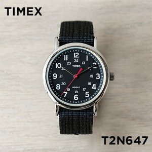 TIMEX WEEKENDER CENTRAL PARK FULL SIZE タイメックス 腕時計 ウィークエンダー セントラルパーク メンズ T2N647 timelovers