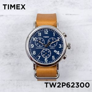 TIMEX WEEKENDER 40mm CHRONOGRAPH タイメックス 腕時計 ウィークエンダー 40mm クロノグラフ TW2P62300|timelovers