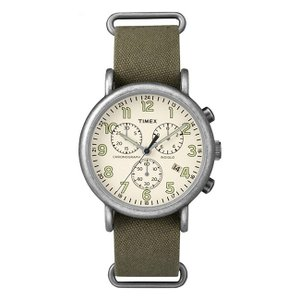 TIMEX WEEKENDER VINTAGE CHRONO タイメックス 腕時計 ウィークエンダー ヴィンテージ クロノ TW2P85500 timelovers