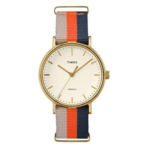 TIMEX WEEKENDER FAIRFIELD 37mm タイメックス 腕時計 ウィークエンダー フェアフィールド 37mm TW2P91600 timelovers