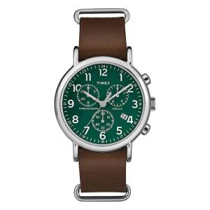 TIMEX WEEKENDER 40mm CHRONO タイメックス 腕時計 ウィークエンダー 40mm クロノ TW2P97400 timelovers
