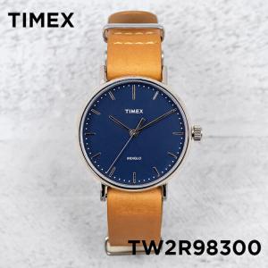 TIMEX WEEKENDER FAIRFIELD 37mm タイメックス 腕時計 ウィークエンダーフェアフィールド 37mm TW2P98300 timelovers