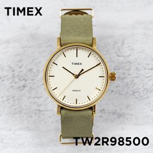TIMEX WEEKENDER FAIRFIELD 37mm タイメックス 腕時計 ウィークエンダー フェアフィールド 37mm TW2P98500 timelovers
