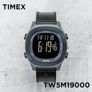並行輸入品 TIMEX タイメックス アイアンマン トランジット 40MM メンズ TW5M19000 腕時計 レディース ランニングウォッチ デジタル ブラック 黒 グレー 海外モ|timelovers
