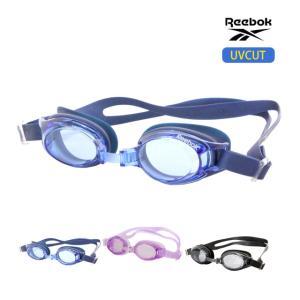 Reebok(リーボック) スイミングゴーグル キッズ ジュニア 男女兼用 UVカット くもり止め 水泳 ゴーグル 水中メガネ|timely