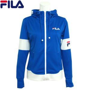 UVパーカー レディース FILA(フィラ) フィットネスパ...