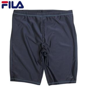 メンズ フィットネス水着  FILA(フィラ) 水着 パンツ ストレッチ スイムスパッツ スイムウェア シンプル 男性 お買い得セール timely