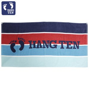 バスタオル HANGTEN(ハンテン) スイミングタオルに最適 レジャータオル プールタオル 男の子 子供用 大人用 スナップボタン付き 夏物在庫処分セール|timely