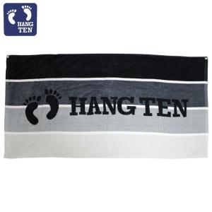 バスタオル HANGTEN(ハンテン) スイミングタオルに最適 レジャータオル プールタオル 男の子 子供用 大人用 スナップボタン付き|timely