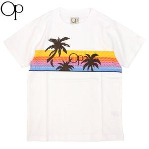 OCEAN PACIFIC(オーシャンパシフィック) 半袖 Tシャツ 綿100% ジュニア キッズ 子供 男の子|timely