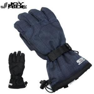 スキー 手袋 メンズ スキーグローブ 男性用 ジョイライド JOYRIDE スノーボードグローブ スキーウェア スノーグローブ 冬 手袋 M L セール|timely