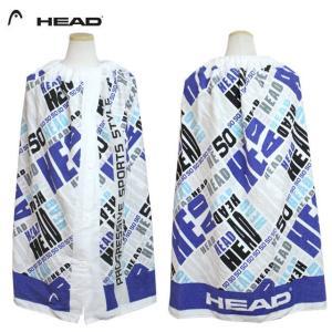ラップタオル 子供 キッズ HEAD(ヘッド) 巻きタオル スイミング 着替え タオル バスタオル 子供水着 80cm 夏物在庫処分セール timely