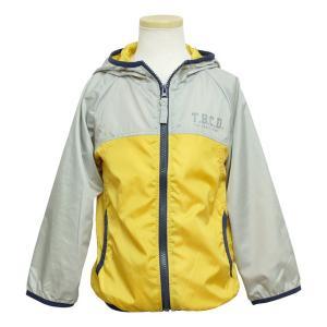 ウインドブレーカー 男の子 子供 キッズ ジャンパー フード付き 裏メッシュ パーカー ジャケット N83045|timely