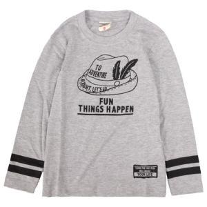 \最終500円SALE/ Tシャツ 長袖 男の子 キッズ 子供 カッコいいプリント 長袖Tシャツ 110cm 120cm 130cm セール|timely